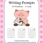 Writing Prompts - 1st Grade