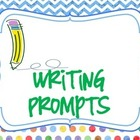Writing Prompts- FREEBIE!