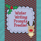 Writing Prompts: Winter Freebies