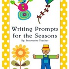 Writing Prompts for the Seasons