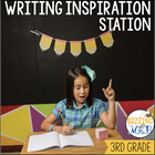 Writing Station Materials: Writing Inspiration Station!
