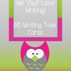 Writing Skills Task Cards - 50 Cards