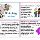 Writing Task Cards (US Version)