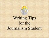 Writing Tips for Journalism Students