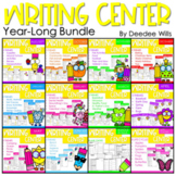 Writing Work Stations-The Complete Set