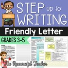 Step up to Writing Bundle - Writing a Friendly Letter