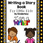 Writing a Story Book For Little Kids