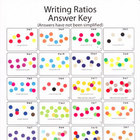 Writing ratios worksheet