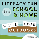 Writing the Core Outdoors