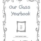 Year-End Classroom Yearbook