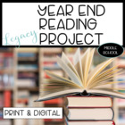 Year End Reading Project:  The Legacy Project