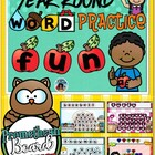 Year Round Fun Spelling Practice Interactive Activities