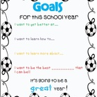 Yearly Goals Worksheet
