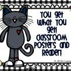 You Get What You Get! Classroom Posters and Reader
