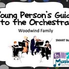 Young Person's Guide to the Orchestra- Woodwind Family SMA