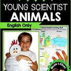 Young Scientists - Animal Life - Chickens, Frogs & MORE!
