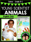 Young Scientists - Animal Life - Chickens, Frogs & MORE! (