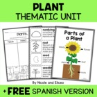 Young Scientists - Plant Life - Parts, Life Cycles & MORE!