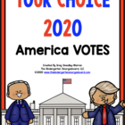 Your Choice:  Kindergarten Votes 2012