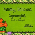 Yummy, Delicious Synonyms