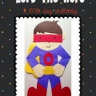 Zero The Hero! A 100th day craftivity