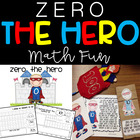 Zero the Hero Classroom Counting FUN!!