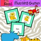 Zoo Matching Games