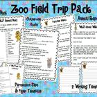 Zoo Field Trip Pack