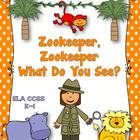 Zookeeper, Zookeeper What Do You See?