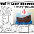 christopher columbus {craftivity & printables}