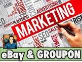 eBay Groupon QuiBids Business Marketing Lesson