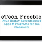 eTech Tool Recommendations - FREEBIE!