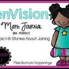enVision Topic 1-6 Math Journal {Free}