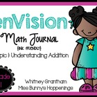 enVision Topic 1 Math Journals Bundle {Free}
