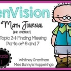 enVision Topic 2-1 Math Journal