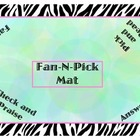 fan n pick mat