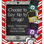 iChoose to Say No to Drugs {Red Ribbon Week/Drug Awareness}