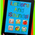 iLetters And iSounds:  A Common Core Aligned Letters And S