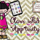 "iPad ""App""tivity {A Colorful Classroom Display!}"