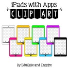 iPad Clip Art {With Apps}