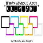 iPad Clip Art {Without Apps}