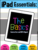 iPad Essentials The Basics