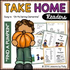 make-and-take-readers-FIND A PUMPKIN