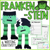 my frankenstein {a craftivity}