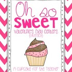 oh so sweet valentine's day centers {literacy}
