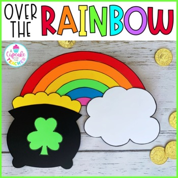 http://www.teacherspayteachers.com/Product/over-the-rainbow-a-st-patricks-day-craftivity-208017