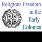 religious freedom in the early colonies