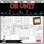 teaching /or/ - r controlled vowel