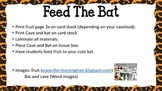 {FREE} Feed The Bat Reinforcer Game