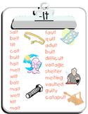 -lt word list